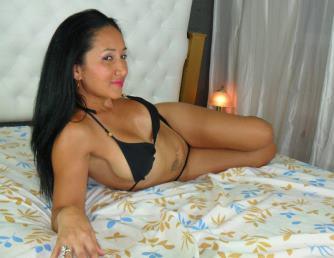 ArianaSquirt cam model profile